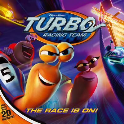 The Race Is On! Cover
