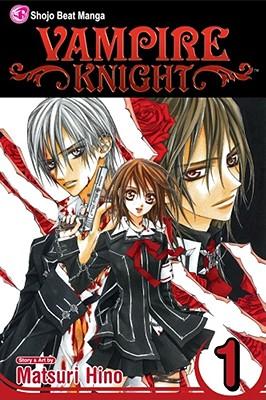Vampire Knight, Volume 1 Cover