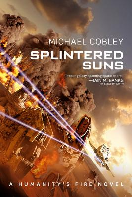 Splintered Suns Cover Image