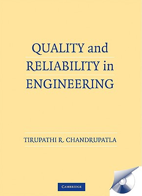 Quality and Reliability in Engineering [With CDROM] Cover Image