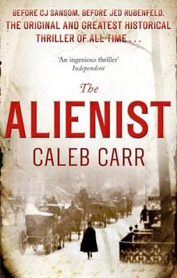 Alienist Cover Image
