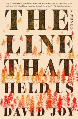Cover for The Line That Held Us
