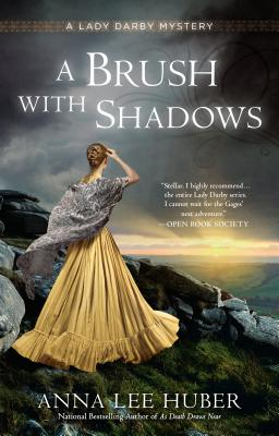 A Brush with Shadows (A Lady Darby Mystery #6) Cover Image