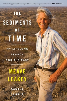 The Sediments of Time: My Lifelong Search for the Past Cover Image