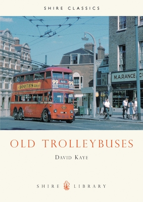 Old Trolleybuses Cover Image