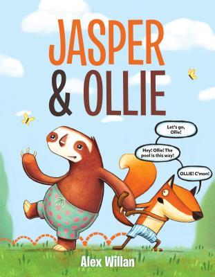 Jasper & Ollie Cover Image