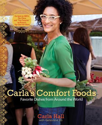 Carla's Comfort Foods Cover