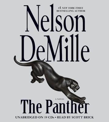 The Panther Lib/E (John Corey #6) Cover Image