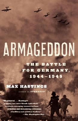Armageddon: The Battle for Germany, 1944-1945 Cover Image