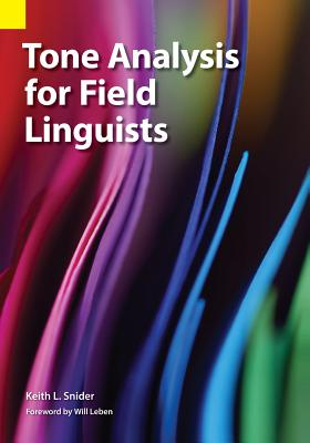 Tone Analysis for Field Linguists Cover Image