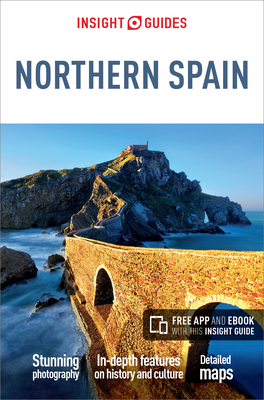 Insight Guides Northern Spain (Travel Guide with Free Ebook) Cover Image