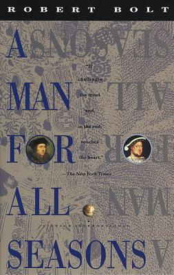 A Man for All Seasons: A Play in Two Acts Cover Image