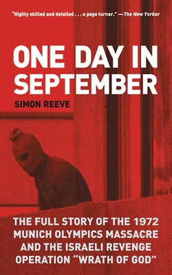 Cover for One Day in September