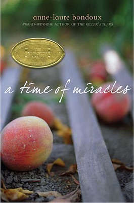A Time of Miracles Cover