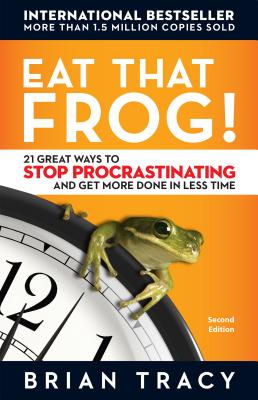 Eat That Frog! Cover