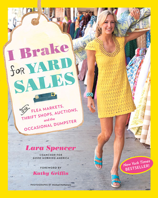 I Brake for Yard Sales Cover
