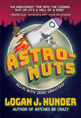 Astro-Nuts Cover Image