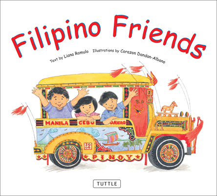 Filipino Friends Cover Image