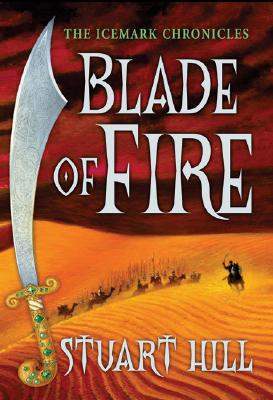 Cover for Blade of Fire