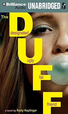 The Duff: Designated Ugly Fat Friend Cover Image