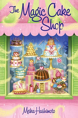The Magic Cake Shop Cover Image