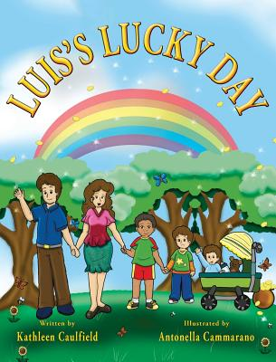 Luis's Lucky Day Cover Image