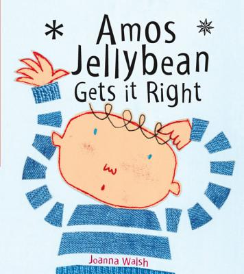 Amos Jellybean Gets It Right Cover
