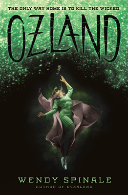 Ozland (The Everland Trilogy, Book 3) Cover Image
