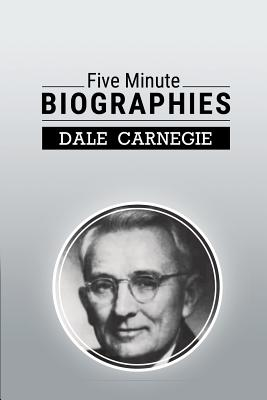 Five Minute Biographies Cover Image