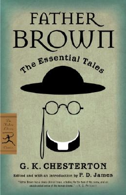 Father Brown: The Essential Tales (Modern Library Classics) Cover Image