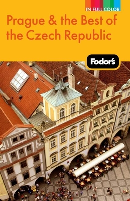 Fodor's Prague & the Best of the Czech Republic Cover