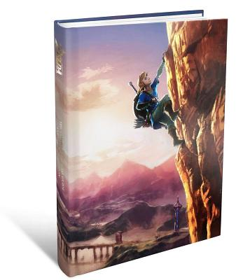The Legend of Zelda: Breath of the Wild: The Complete Official Guide Collector's Edition Cover Image