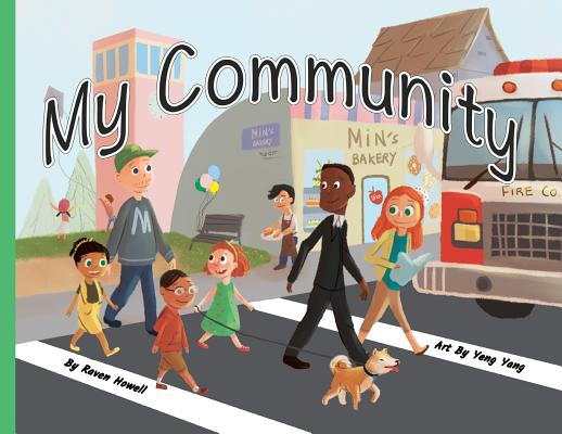 Cover for My Community