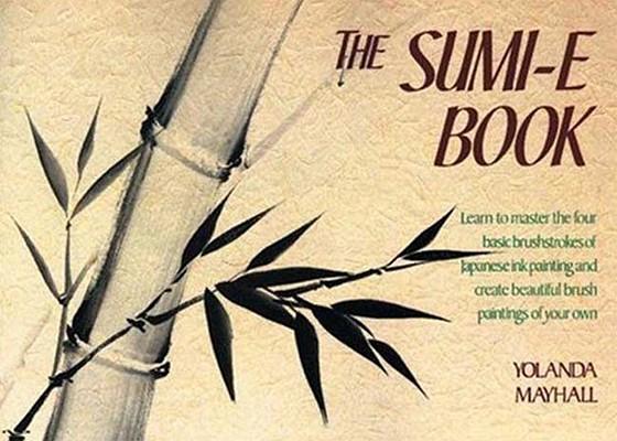 The Sumi-E Book Cover