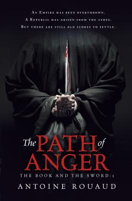 Cover for The Path of Anger