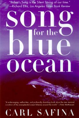 Song for the Blue Ocean Cover