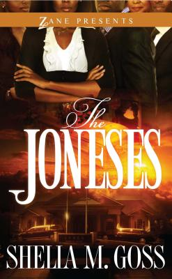 The Joneses Cover