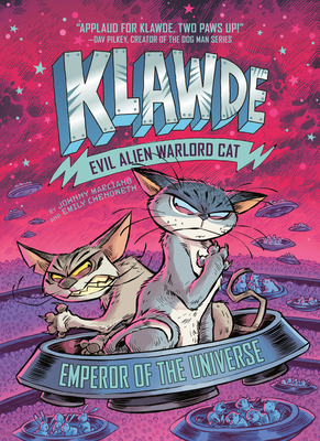 Klawde: Evil Alien Warlord Cat: Emperor of the Universe #5 Cover Image