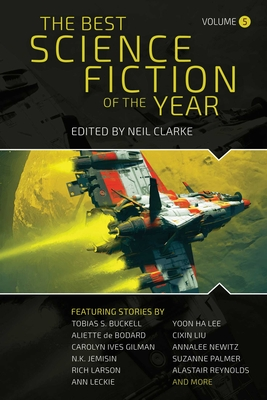 The Best Science Fiction of the Year: Volume Five Cover Image