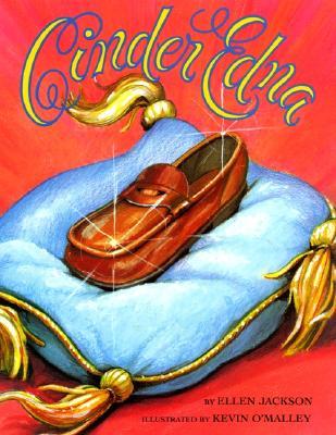 Cover for Cinder Edna