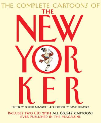 The Complete Cartoons of the New Yorker [With CDROM] Cover
