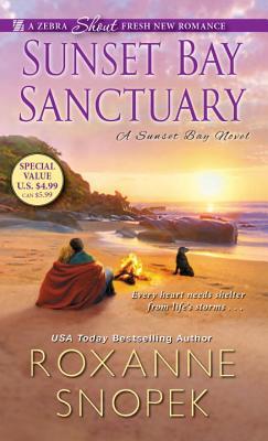 Sunset Bay Sanctuary (A Sunset Bay Novel #1) Cover Image