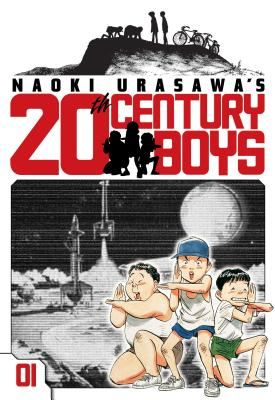 20th Century Boys, Volume 1 Cover