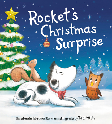 Rocket's Christmas Surprise Cover Image