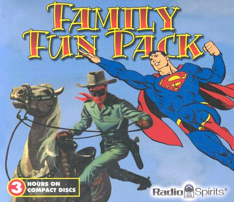 Family Fun Pack Cover Image