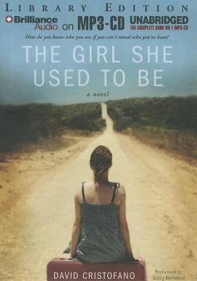 The Girl She Used to Be Cover