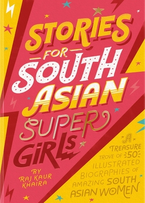 Stories for South Asian Supergirls Cover Image