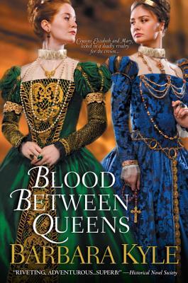 Blood Between Queens (Thornleigh Saga #5) Cover Image
