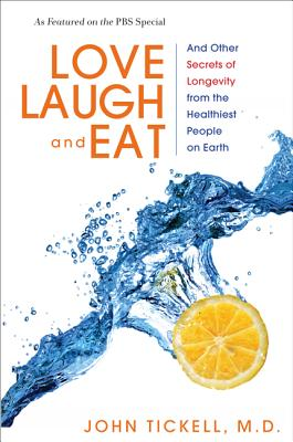Love, Laugh, and Eat Cover