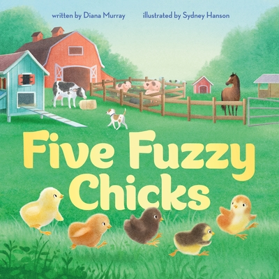 Five Fuzzy Chicks Cover Image